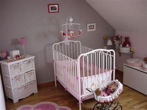 chambre fille bebe chambre deco bebe fille visuel 7