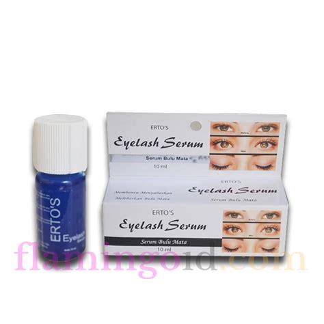 Ertos Serum ertos eyelash serum produk ertos care penumbuh