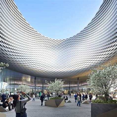 Home Design Story Jobs Messe Basel New Hall By Herzog Amp De Meuron