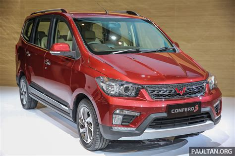 Giias 2017 Wuling Confero Mpv Is Saic Gm S