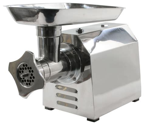 specialty kitchen appliances industrial electric meat grinder contemporary