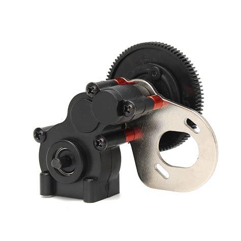 Hsp 18001 Front Gearbox Shell For Hsp Crawler Pangolin 110 hsp 94180 gear box set 18024 aluminum alloy 1 10 rc rock crawler car part price 10 50