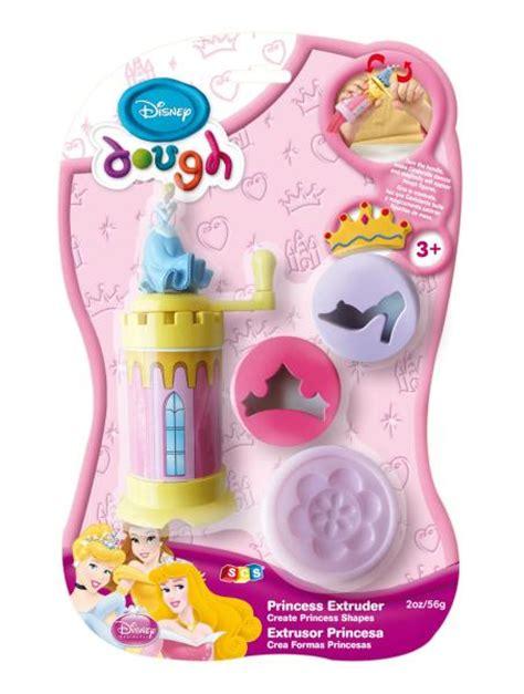 Dijamin Dough Princess Toys disney princess mini dough extruder set toys thehut
