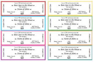 dinner tickets template best printable event ticket templates in doc psd formats