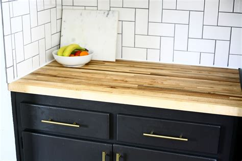 Used Butcher Block Countertops by All About Our Diy Butcher Block Countertops Create Enjoy