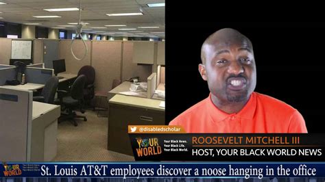At T Office Of The President by St Louis At T Employees Discover A Noose Hanging In The