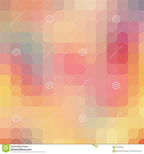 colorful round wallpaper round pixel art pattern colorful modern background stock
