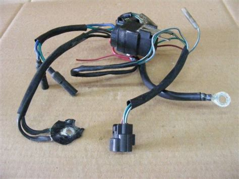 boat stereo trim mercury harness trim tilt relay solenoid outboard ebay