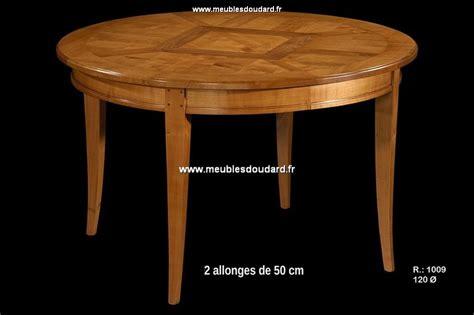 Meubles Bas Salon 1009 by Table Ronde Parquet 201 E R 201 F R1009 Merisier
