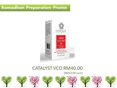 Vco Collagen Catalyst damia catalyst vco stockist miri sarawak ramadhan