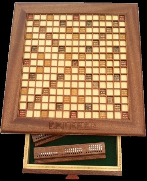 handmade scrabble board 25 best ideas about scrabble board on