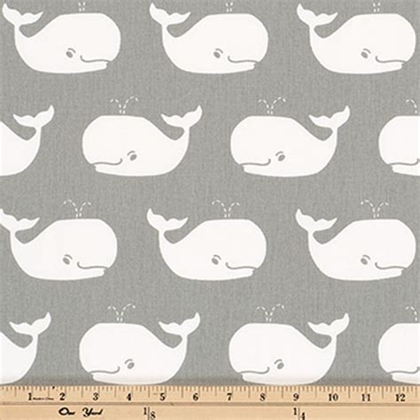 Drapery Cleaning Nyc Premier Prints Whale Tales Storm White Twill Home