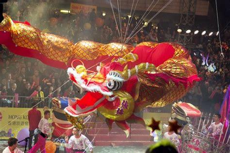 new year hong kong parade new year in hong kong 2018