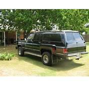 1990 Chevy Silverado Suburban R1500  IMCDborg 1989