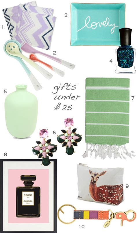 gifts for 25 gift guide 10 gifts for 25 stylecarrot