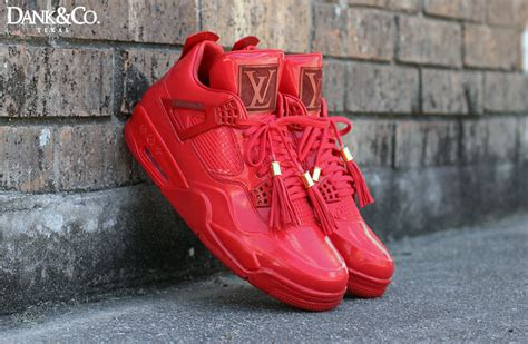 Lv Kd 11 S air 11lab4 louis vuitton customs sneaker bar detroit