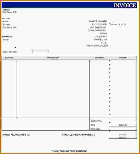 microsoft excel templates for receipts 10 microsoft excel invoice template
