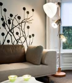 Modern Wall Stickers For Living Room Wall Decal Modern Living Room Decoist