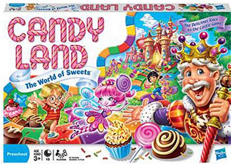 Walmart: Candy Land Game $1.77 (reg $8.72) - FTM Walmart Slogan