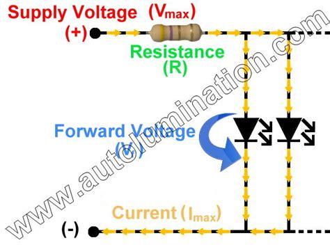 resistor calculator paralel led resistor calculator autolumination