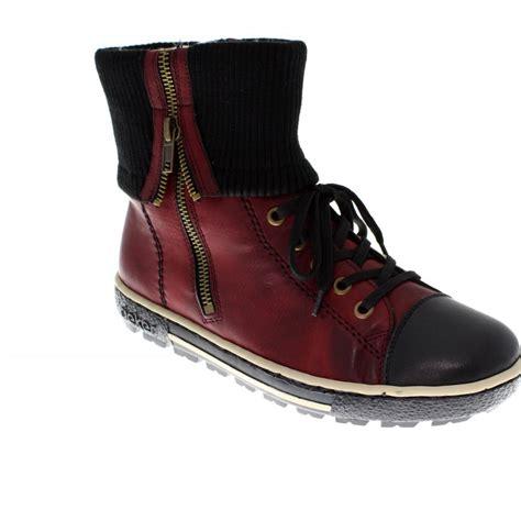 reiker boots rieker rieker z8760 08 combination boot rieker from