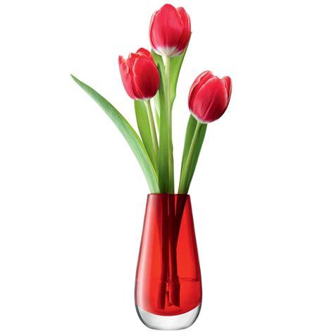 vase mit blumen lsa flower colour bud vase small glass vase