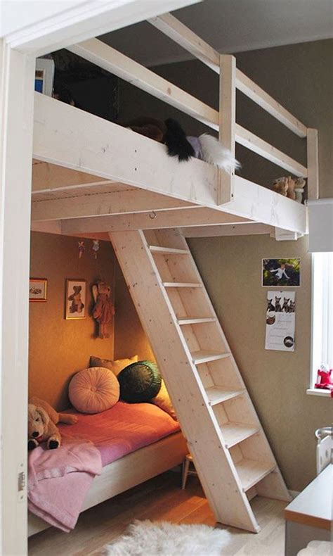 small bedroom loft bed 30 cool loft beds for small rooms
