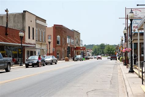 towns in usa image gallery small town