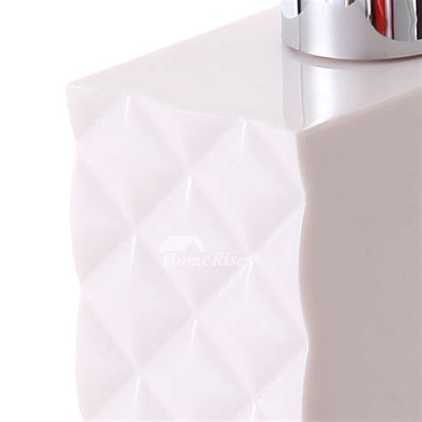 Modern Bathroom Soap Dispenser by Simple Modern White Plastic Bathroom Liquid Soap Dispenser