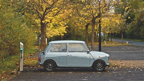 Mini Original original mini cooper converted to electric by ian