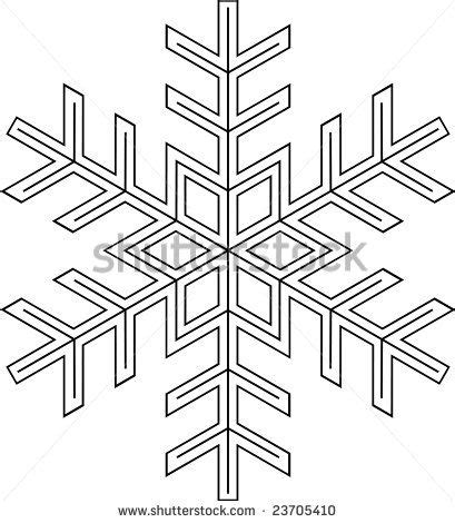 snowflake pattern to trace snowflake patterns to trace traceable snow flakes