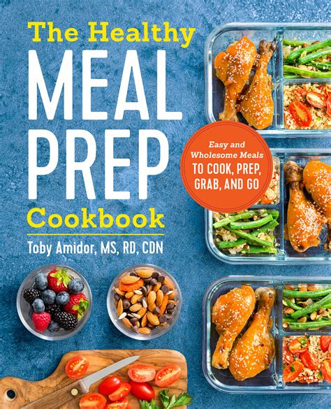 meal prep the essential easy and healthy cookbook for beginners to meal preparation and batch cooking books a free meal plan and a giveaway s kitchen handbook