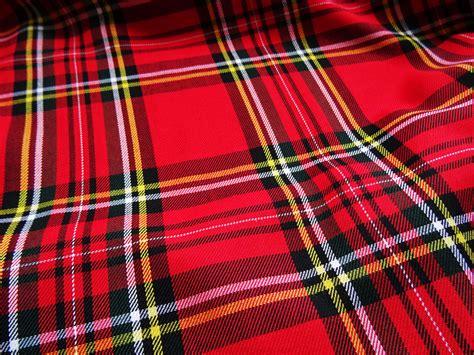 what is a tartan large royal stewart tartan uk fabrics online