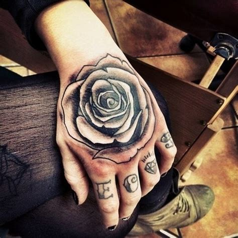 rose tattoo on hand with name 101 rose tattoo designs you will love to have