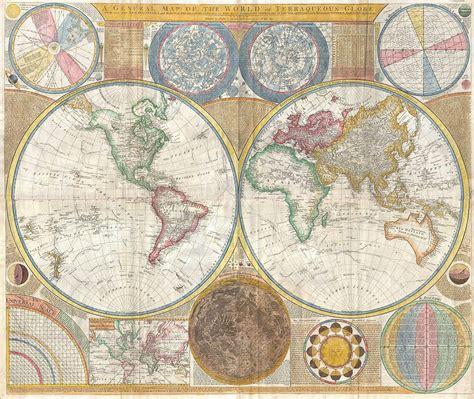 file samuel dunn wall map   world  hemispheres