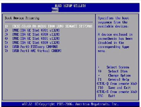 planning the operating system installation