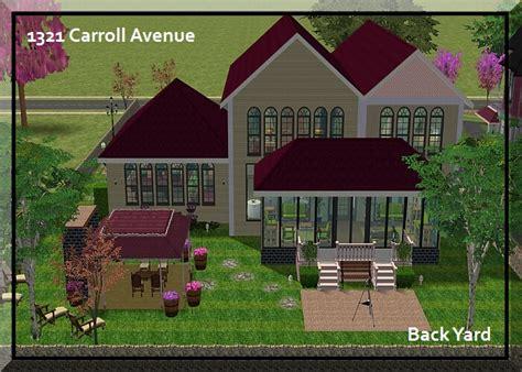 mod the sims charmed again halliwell neighbor 2