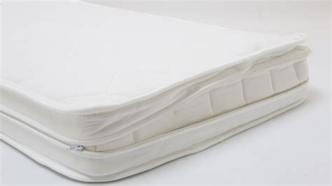 Test Mattress by Tikk Tokk Sweet Dreams Deluxe Safety Mattress Cot