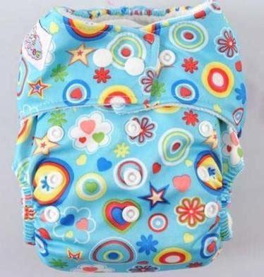 Promo Murah Kolam Renang Bayi Anak Balita Blue Rectangle 262 Cm jual diapers baby land jual clodi cloth indonesia popok bayi popok kain modern