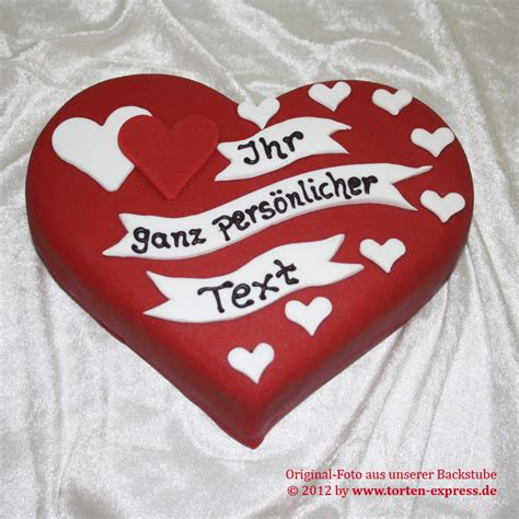 valentinstag kuchen in herzform valentinstags torte quot pers 246 nlich quot k 246 lner torten express