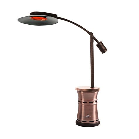 Italia Patio Heater by Italia Cantilever Commercial Dome Style Patio Heater