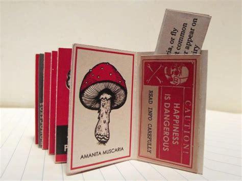 design zine small comforts a matchbox zine the book design blog