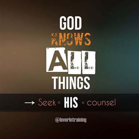 all stuff god knows all things sermonquotes