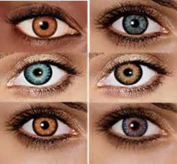 pupilentes de colores dangers of colored contact lenses and special effect