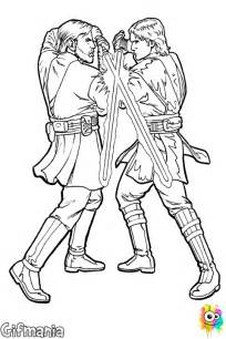 obi wan clone wars coloring pages