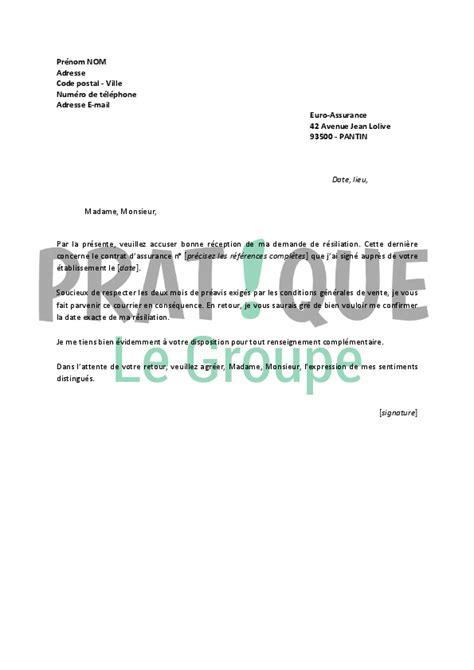 Lettre De R Siliation Free Forfait 2 Euros Exemple Lettre Resiliation Gras Savoye