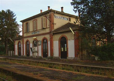 stazione ferroviaria pavia stazione di corteolona corteolona