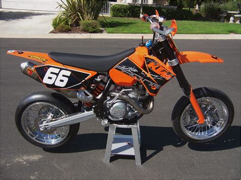 Win A Ktm The Dirt Bike 2012 Ktm 450 Smr Built To Win