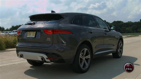 jaguar jeep inside 2017 jaguar f pace suv review test drive