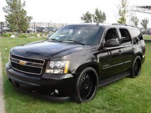 07 Chevrolet Tahoe 07 Chevy Tahoe Lt Autos Post